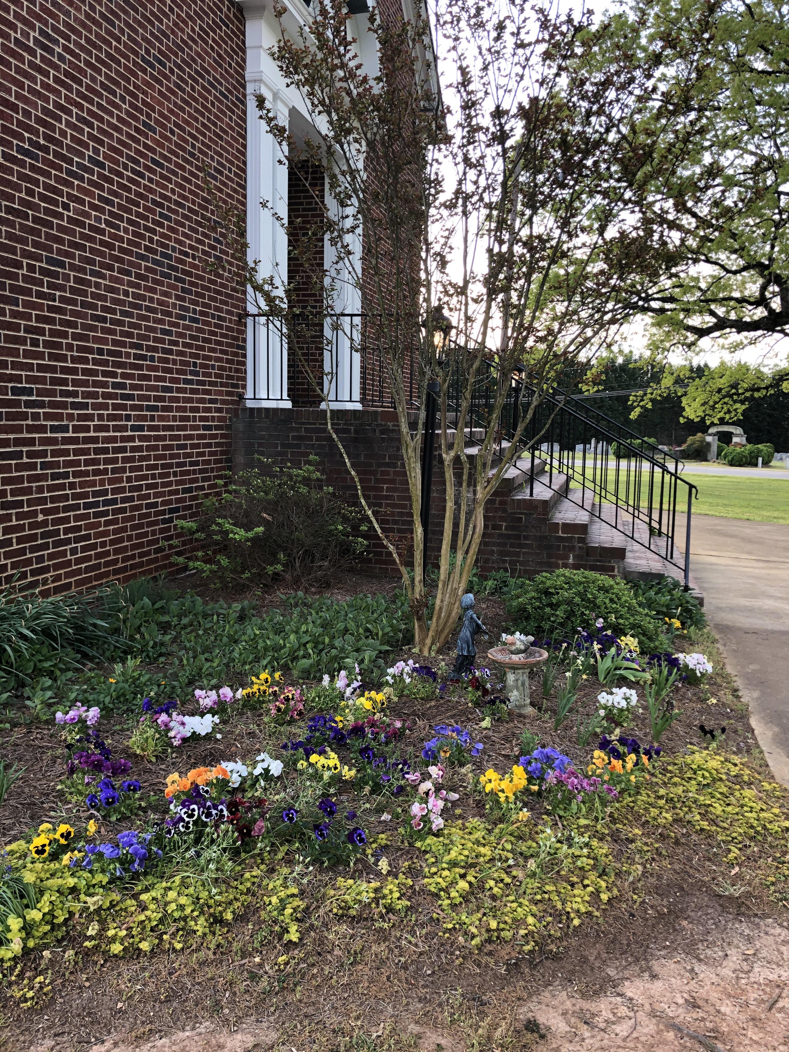 Easter Flowers 2020